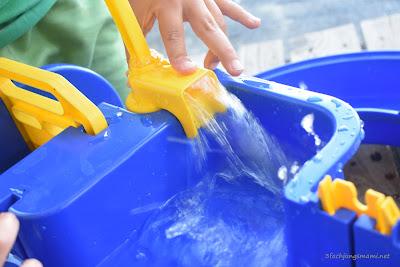 Wasserpumpe Waterplay