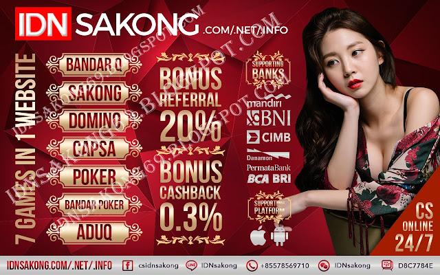 Program Hack Domino QQ di IDNSAKONG