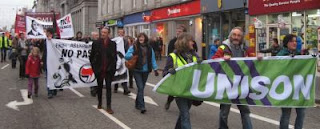 St Andrew's Day March and Rally - Standing up for Equality, Justice and Respect