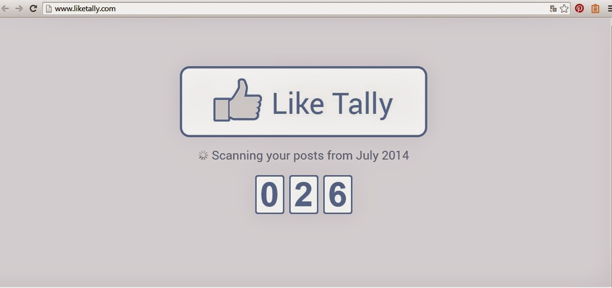 how to see total messages in facebook