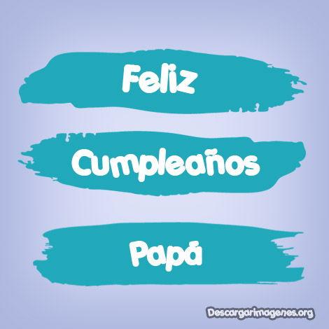 Feliz cumpleaños padre imágenes.