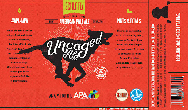 Schlafly Teaming Up With The Watering Bowl & APA for Uncaged Ale