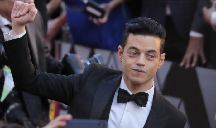 """رامي مالك.. أول أمريكي من أصول مصرية يفوز بجائزة """"أوسكار"""" أحسن ممثل.. و""""غرين بوك"""" أفضل فيلم"""