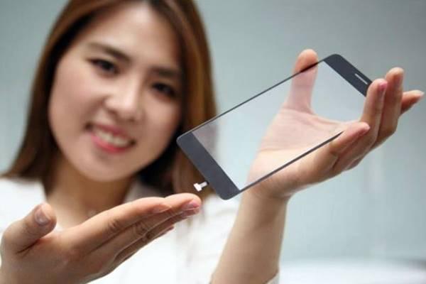 A LG compartilhou alguns detalhes sobre um módulo sensor de impressão digital