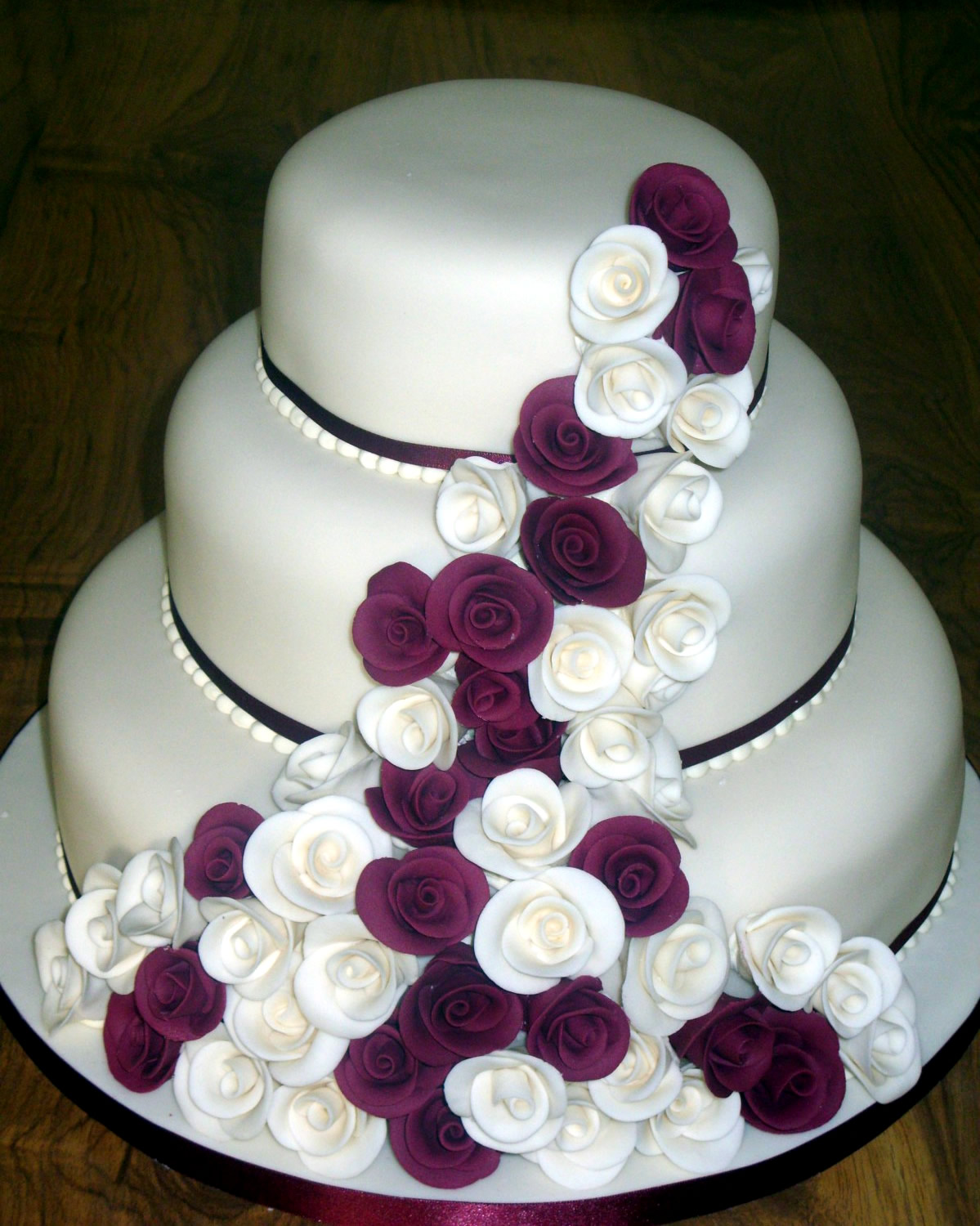 3 tier wedding cake 12 9 6 best chosen 12 wedding cake of year 2016 multy cuppies 10277