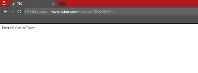mengatasi indihome 730 internal server error