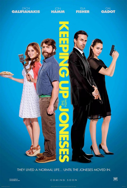 Nonton Film Keeping Up with the Joneses (2016)