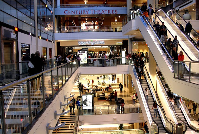 Shopping Westfield San Francisco Centre