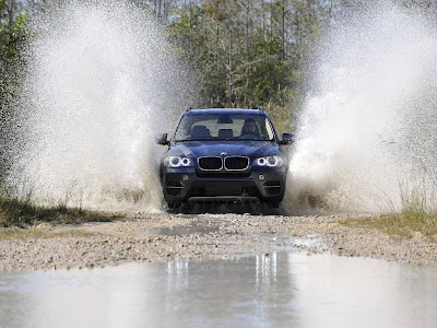 BMW X3 Off Road Normal Resolution HD Wallpaper 3