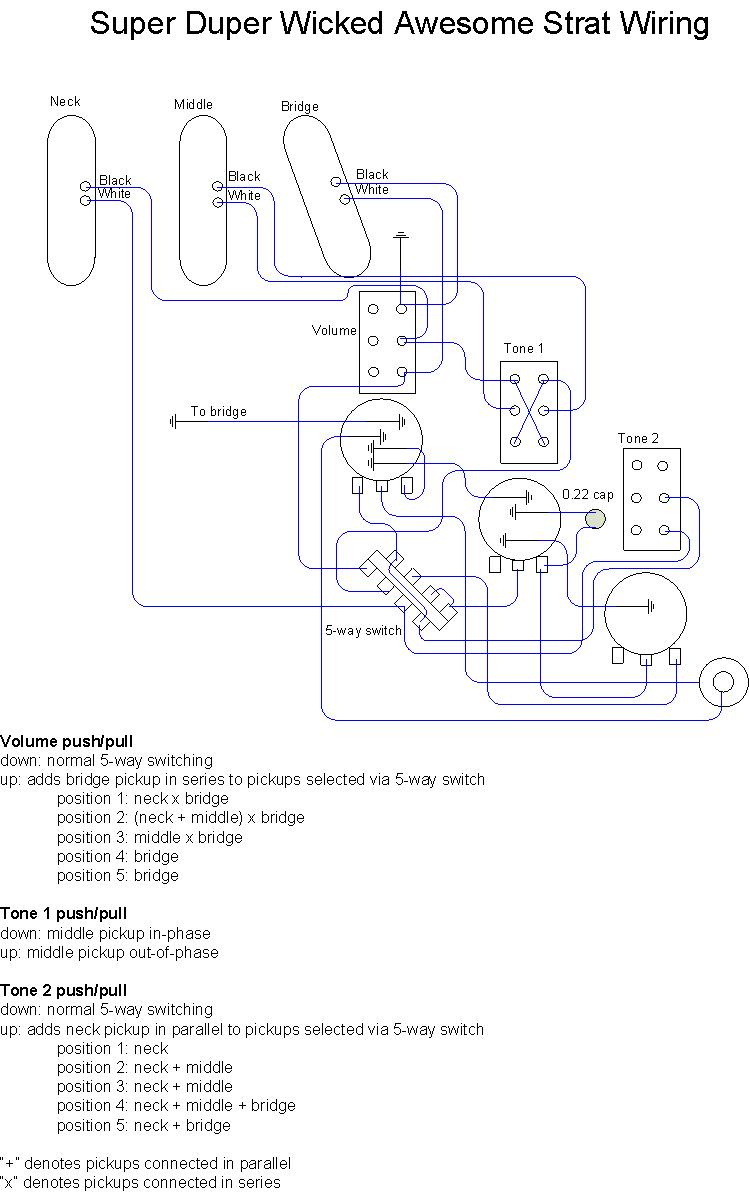 music wrench super duper wicked awesome strat rewiring strat guitar wiring diagram super strat wiring diagram [ 749 x 1194 Pixel ]