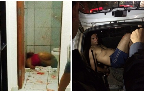 Homem mata esposa a facadas na frente dos filhos em São Luis