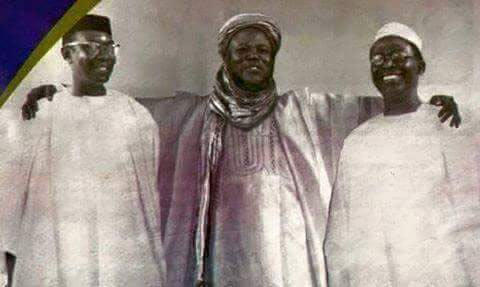 See photo of Zik, Ahmadu Bello and Awolowo from the good old days