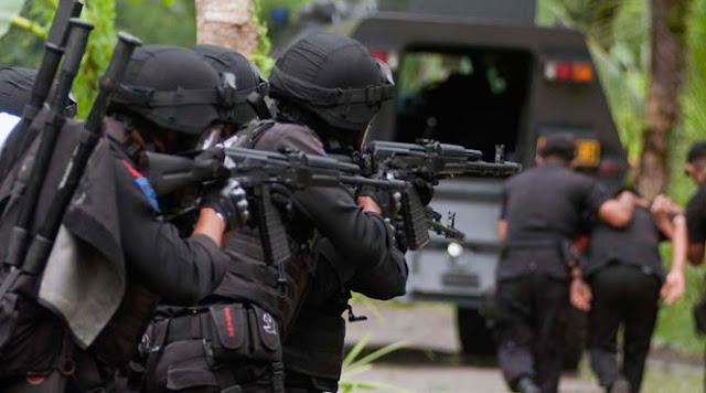 Genting! KKB Makin Brutal, Ambulans Bawa Ibu Hamil Ditembaki