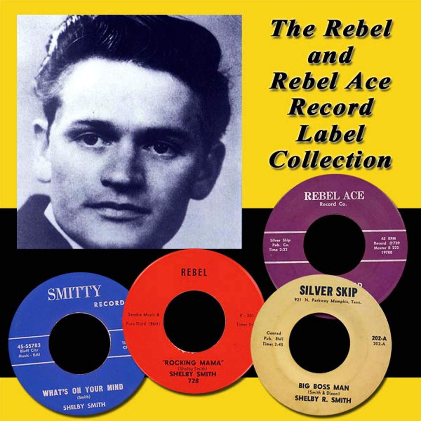 Rock Music Download: The Rebel And Rebel Ace Record Label