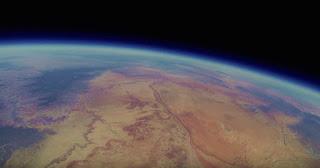 Έδεσαν μια κάμερα GoPro σε ένα μπαλόνι και την άφησαν στο διάστημα