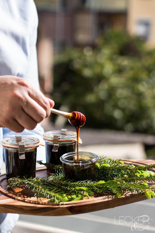 Honig Aus Fichtenspitzen : lecker co foodblog aus n rnberg maiwipfelsirup honig ~ Lizthompson.info Haus und Dekorationen