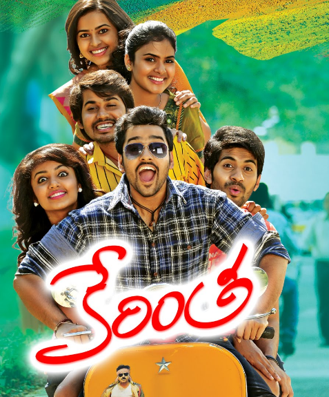 Love Ka Spin (Kerintha) 2020 Hindi Dubbed 720p HDRip 850MB