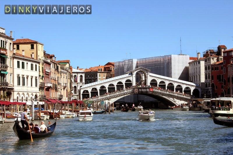 Venecia. Puente Rialto