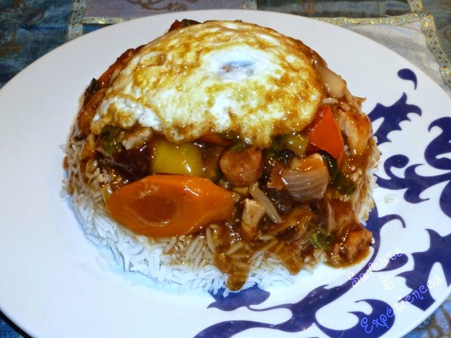 Recette gateau piment de l'ile maurice