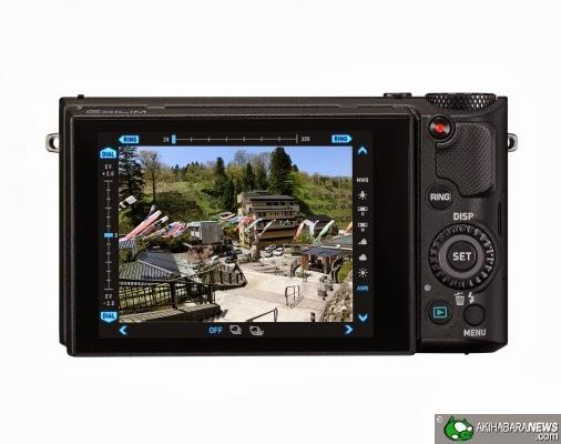 Casio Exilim EX-100, HDR, Wi-Fi, dual bracketing, Full HD, new digital camera, image stabilization,