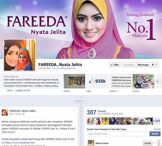 FB Fareeda