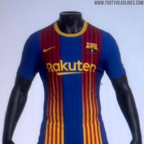 fc barcelona 20 21 fourth kit leaked spotted on sale again footy headlines fc barcelona 20 21 fourth kit leaked