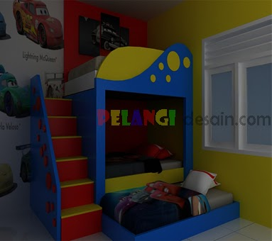 Tepat Tidur Tingkat, Bunk Bed