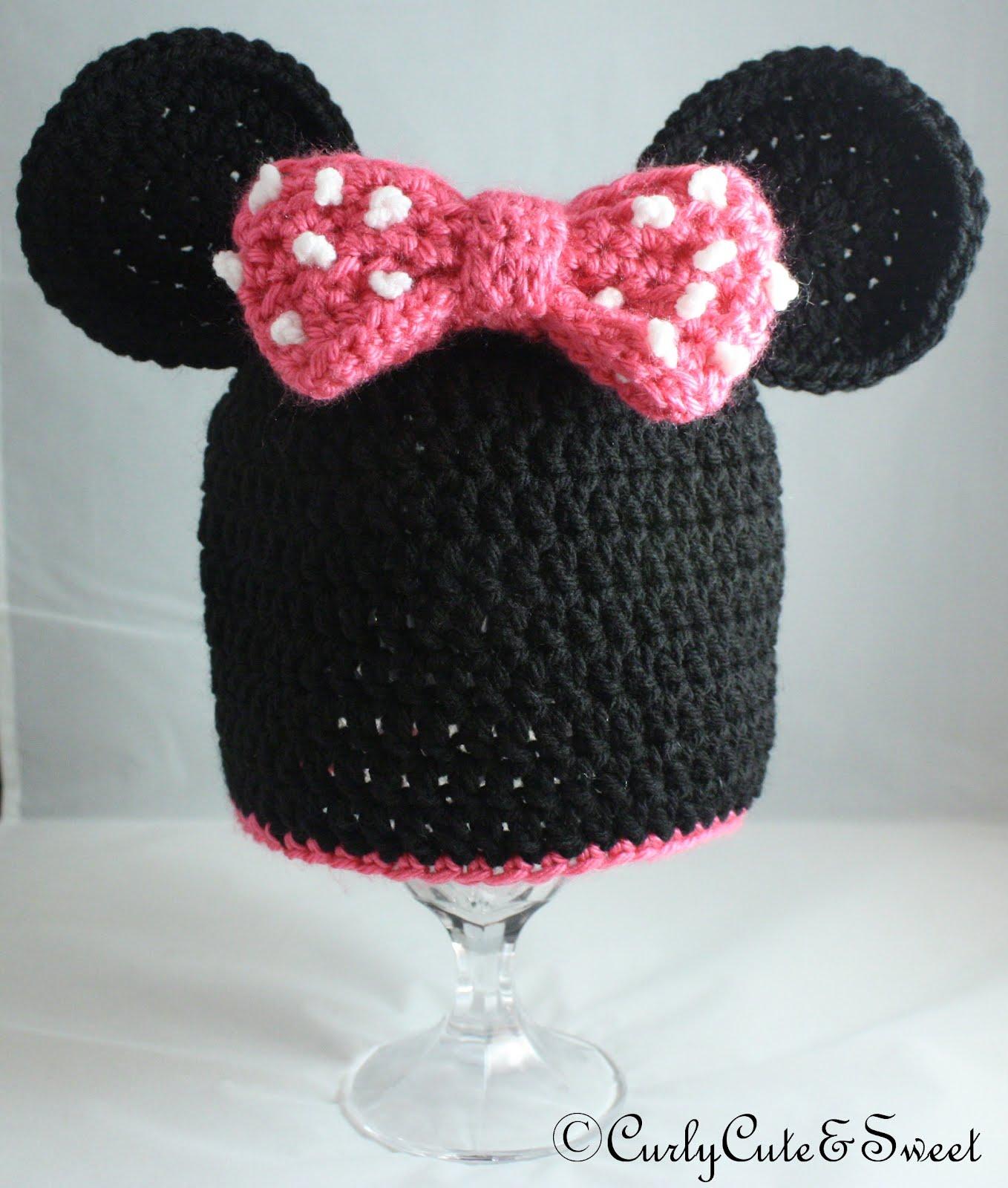 Snood Scarf Knitting Pattern : Mickey Mouse Crochet Pattern Free Joy Studio Design Gallery - Best Design