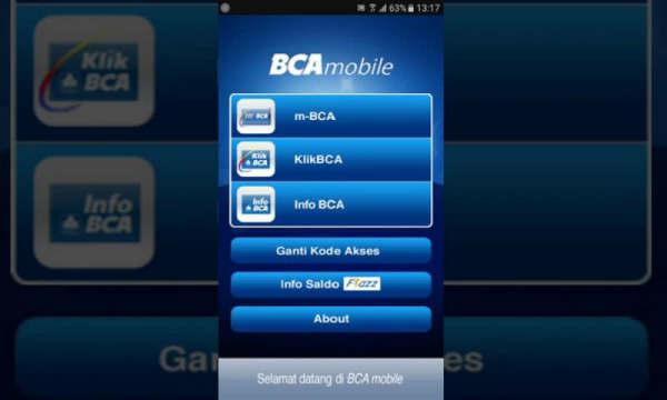 Daftar m-BCA di ATM BCA Tidak Bisa Transfer