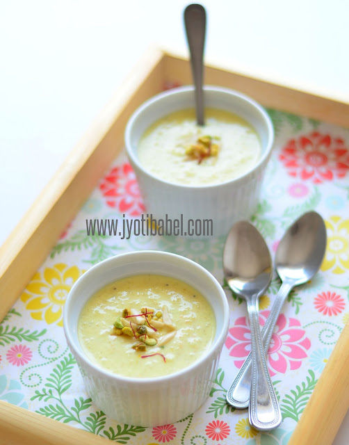 Kesar Phirni Recipe. How to Make Kesar Phirni | Phirni is a creamy rice based Indian pudding often flavoured with cardamom, saffron or rose water.