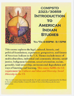 Introduction to American Indian Studies Dr. John Low Flyer