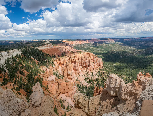 Yovimpa Point, Bryce Canyon National Park