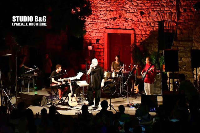 Με μαζική συμμετοχή και μεγάλη επιτυχία η συναυλία του Διονύσαη Σαββόπουλου στο Παλαμήδι