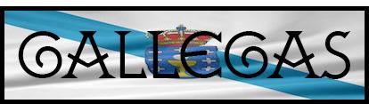 tipografias gallegas