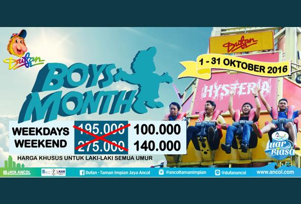 boys month dufan