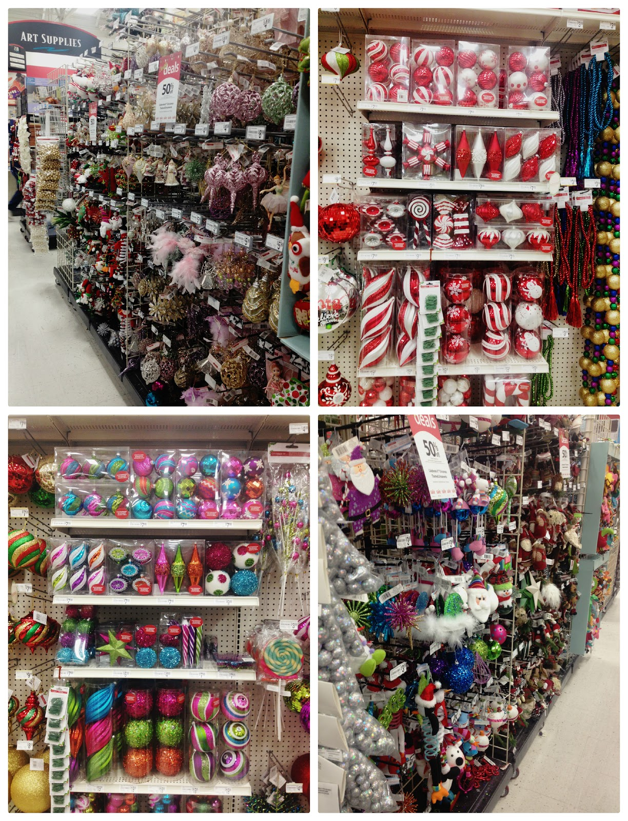 And To Simplify The Decorating Process Michaels Offers Christmas Themes That Take Guesswork Out Of With Coordinating Ornaments