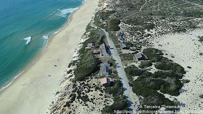 Praia da Raposa (Praia de Pinheiro da Cruz)