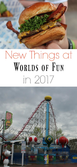 See what's new in 2017 this year at Worlds of Fun. Highlights include 2 new rides, updated security, and redesigned entrance!