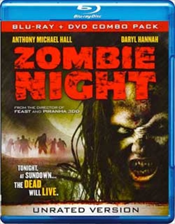Free Download Zombie Night 2013 UNCUT Dual Audio Hindi  BluRay 280mb