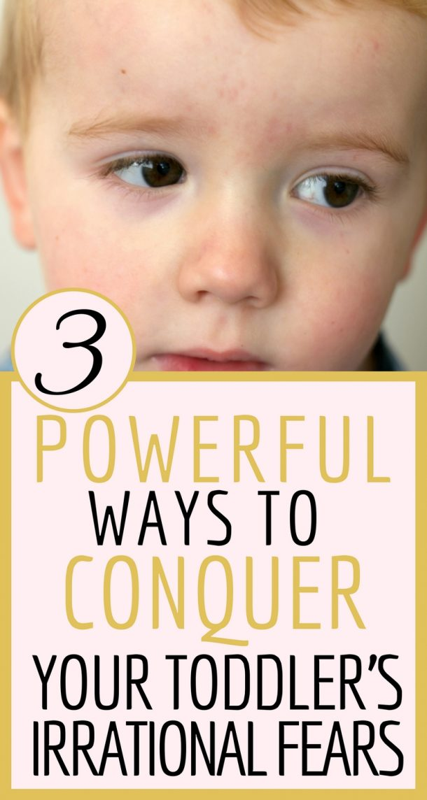 BFBN Day: Conquer Your Toddler's Irrational Fears and Managing Fears at Bedtime