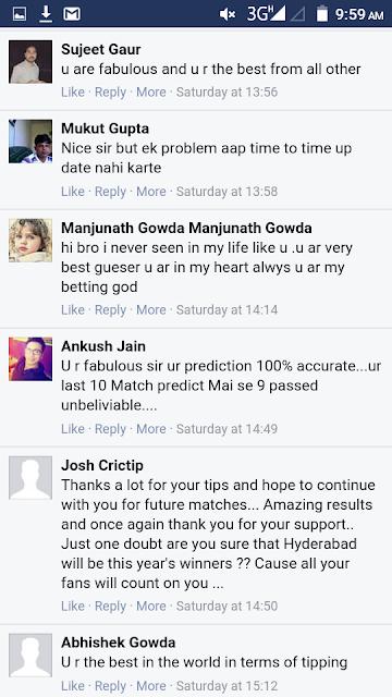 ipl team predictions