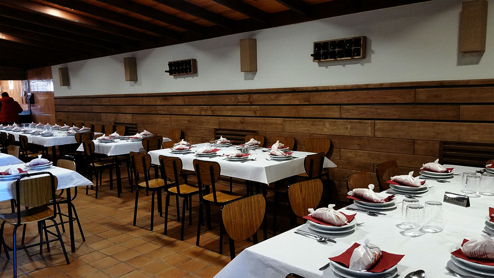 Comedor Casa Segundo Gijon