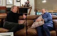 El esperado reencuentro de Bertín Osborne con Arévalo