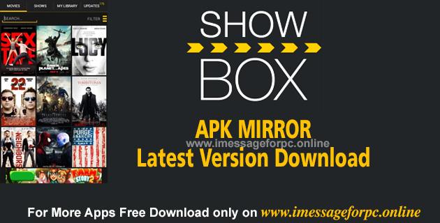 Mirror apk download