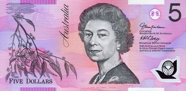 austrailia currency note