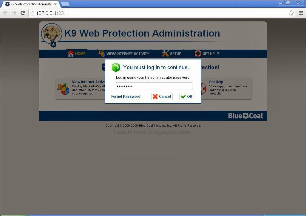 anak anda saat mengakses internet yang tentu saja mereka dengan gampang sanggup mengunjungi  Cara Memblokir Situs Dengan Keywords Di Komputer