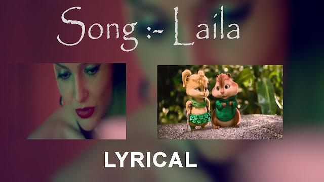 Laila Lyrics & Video - Aditya A