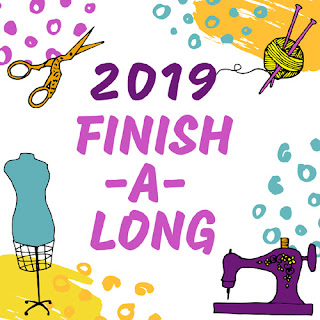 Finish-A-Long 2019 logo