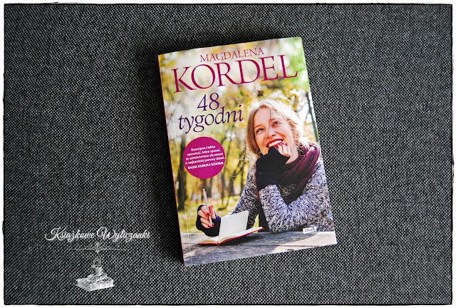 """Czas na """"48 tygodni"""" Magdalena Kordel"""