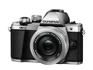 Olympus OM-D E-M10 MARK II Appareil Photo Numérique